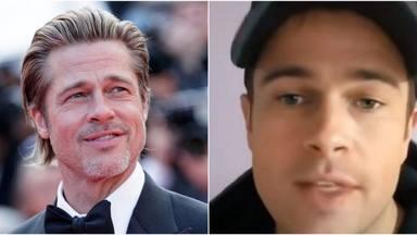 Un jove argentí fa furor a les xarxes al ser idèntic a... Brad Pitt!!