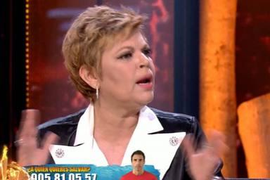 Terelu Campos contra Rafa Mora
