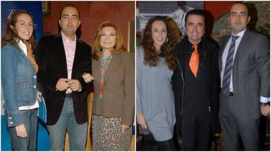 Rocío Carrasco y Fidel Albiac tenían buena relación con la familia antes de morir Rocío Jurado