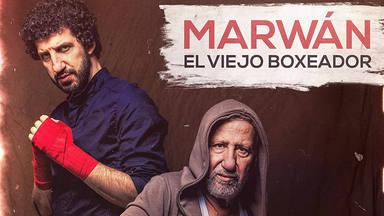 """Marwán estrena el álbum """"El viejo boxeador"""" compartiendo con su padre la foto de portada"""
