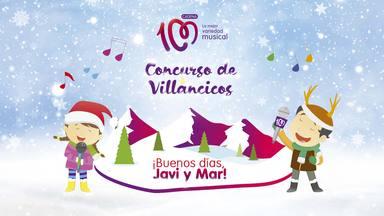 Participa en el concurso de Villancicos de ¡Buenos días, Javi y Mar!