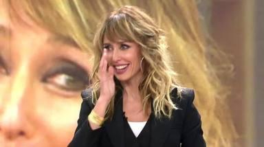 Emma García emocionada