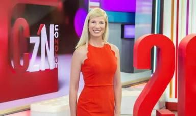 Anne Igartiburu, 20 años al frente de Corazón en TVE