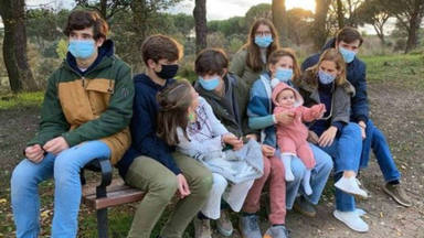 Pleno al once en casa de '7 pares de katuskas': toda la familia contagiada por Covid-19