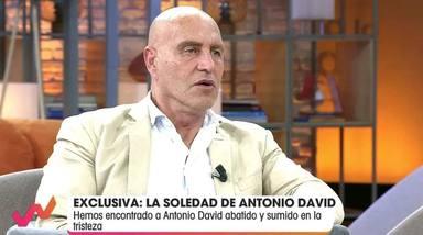 Kiko Matamoros explica cómo se encuentra de ánimos Antonio David Flores tras el linchamiento público