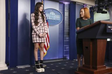 White House Holds Daily Press Briefing