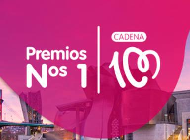 Conoce los ganadores de los Premios Números 1 de CADENA 100