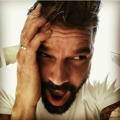 Ricky Martin, papá de nuevo.