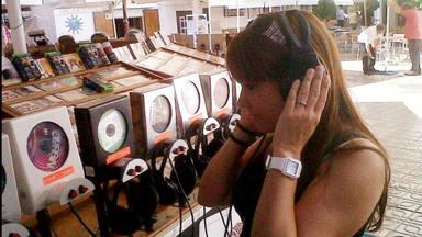 Ruth Medina en Ibiza