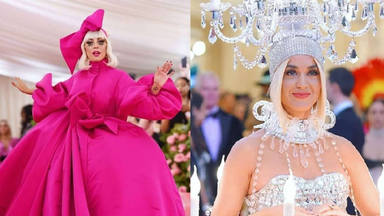 Lady Gaga y Katy Perry