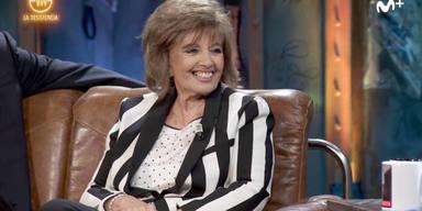 María Teresa Campos en 'La Resistencia'