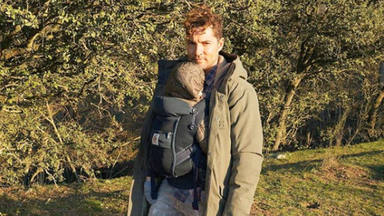 David Bisbal tiene todo lo que necesita para ser feliz y esta imagen con su pequeño Matteo lo demuestra