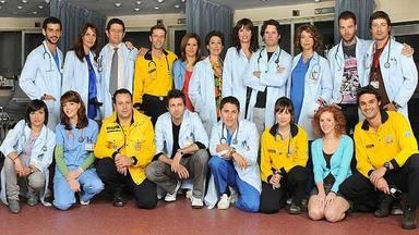 Los actores de 'Hospital Central' homenajean a los sanitarios en un vídeo muy especial