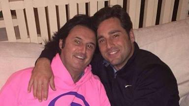 Poty Castillo y David Bustamante amistad