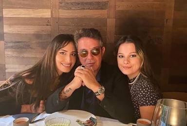 Rachel Valdés, una más en la familia de Alejandro Sanz