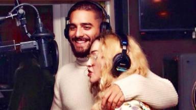 Colaboración Maluma con Madonna
