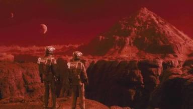 Així seran les ciutats al planeta Mart