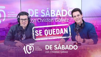 'De sábado con Christian Gálvez' renueva en CADENA 100 para seguir revolucionando la radio musical