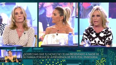 Belén Rodríguez carga contra Marta López por su alianza con Rocío Flores: ¿Tú eres mi amiga?