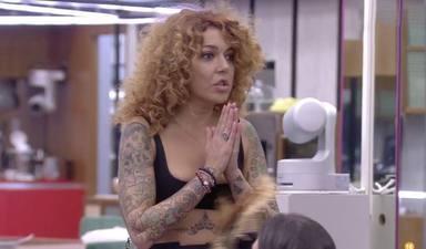 Sofía Cristo pide disculpas después de pegar a Miguel Frigenti en la casa de Secret Story