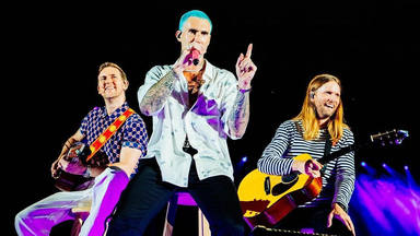"""Maroon 5, entusiasmados por el éxito de su gira a su paso por California: """"Gracias por un memorable recuerdo"""""""