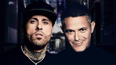 Alejandro Sanz y Nicky Jam