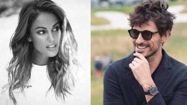 Los enigmáticos mensajes con los que se comunican Lara Álvarez y Andrés Velencoso para demostrarse su amor
