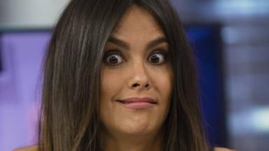 """Cristina Pedroche, blanco de críticas tras una broma que se ha viralizado: """"Mi hija tiene más cerebro que tú"""""""