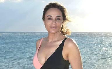 Ana María Aldón se podría haber fijado en un concursante de Supervivientes