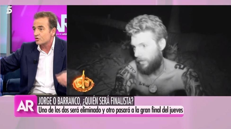 Alessandro Lequio tiene claro quién va a ser el ganador de 'Supervivientes' - Televisión