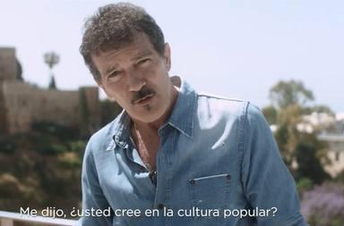 Andalucía: Antonio Banderas habla de su infarto