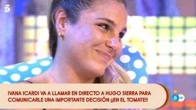 Ivana Icardi sigue enamorada de Hugo Sierra