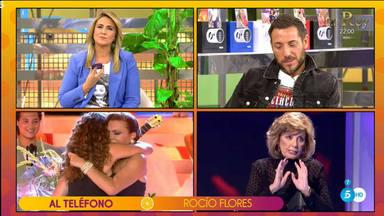 Rocío Flores habla de Rocío Carrasco