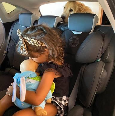 La hija de María Castro no irá al colegio
