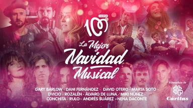 Espectacular cartel de artistas para 'La Mejor Navidad Musical'