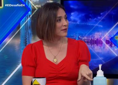 Tamara Falcó se sincera en El Hormiguero y cuenta el gran susto que se ha llevado: Casi me llevo el dedo