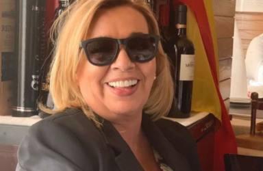 """La nueva imagen de Carmen Borrego tras someterse a una intervención estética: """"No me ha dolido"""""""