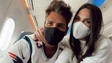 Diego Matamoros y Carla Barber nos muestran su bonita etapa de amor tras consolidar de nuevo su relación