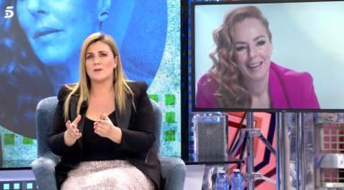 Carlota Corredera, muy indignada, carga contra Kiko Matamoros tras sus últimas palabras sobre Rocío Carrasco