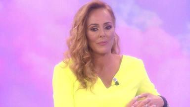 Las palabras de Rocío Carrasco antes de la esperada entrevista a Olga Moreno en Telecinco: Tiene que juzgar