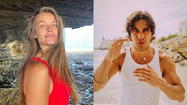 Desire Cordero y Mario Casas