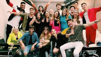 OT2018 no decepciona en su concierto del Palau Sant Jordi de Barcelona