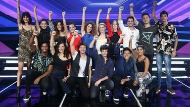 Las redes se vuelcan con los concursantes de 'OT 2018' tras la cancelación de sus conciertos
