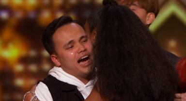 Kodi Lee, ganador de 'America's Got Talent'
