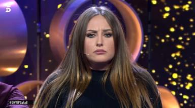 Rocío Flores, enfadada con Kiko Jiménez, en 'GH VIP 7'