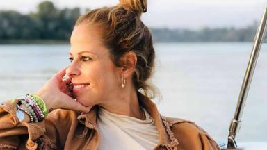 La imagen más tierna de Estrella, la hija de Pastora Soler, besando su barriguita de embarazada