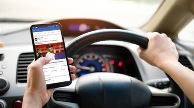 Un nou radar podrà detectar si condueixes mirant el mòbil