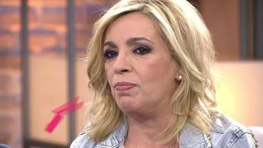 Carmen Borrego positivo en coronavirus