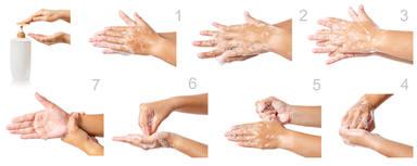 Esta es la mejor manera de lavarse las manos para evitar ponerte enfermo