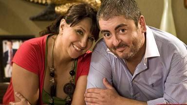 Marina y Roberto en Escenas de matrimonio